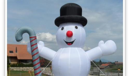 Bonhomme de neige XL