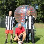 Bubble soccer Team