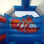 Nemo château gonflable pas cher