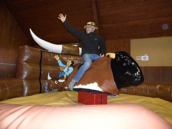 Bull-Riding mieten