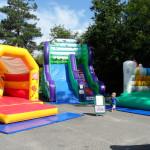 Gumpischloss Party Fun mieten