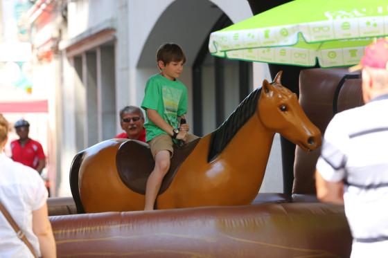 Pferdereiten Eventattraktion Vermietung