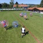 Bubble Soccer Fussball Spiel mieten