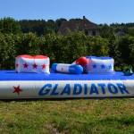 Gladiator Teamspiel mieten