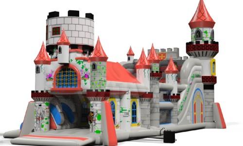 Château gonflable XXL