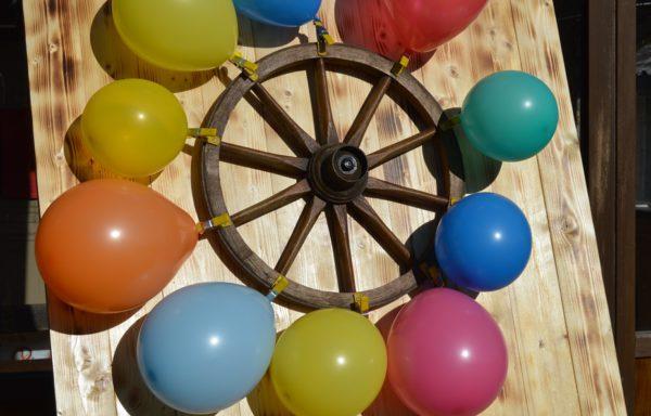 Fléchettes Ballons
