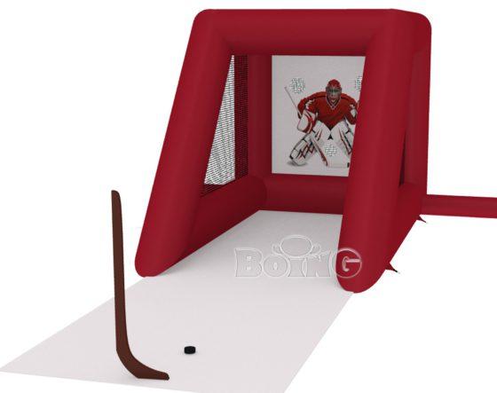 Eishockey-Torschiessen mieten